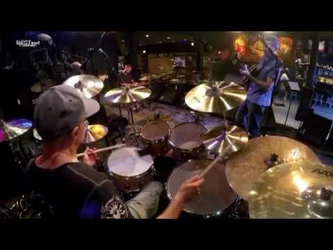 Virgil Donati Soundcheck like Studio Recording