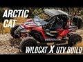 Arctic Cat Wildcat X 1000 UTV Build