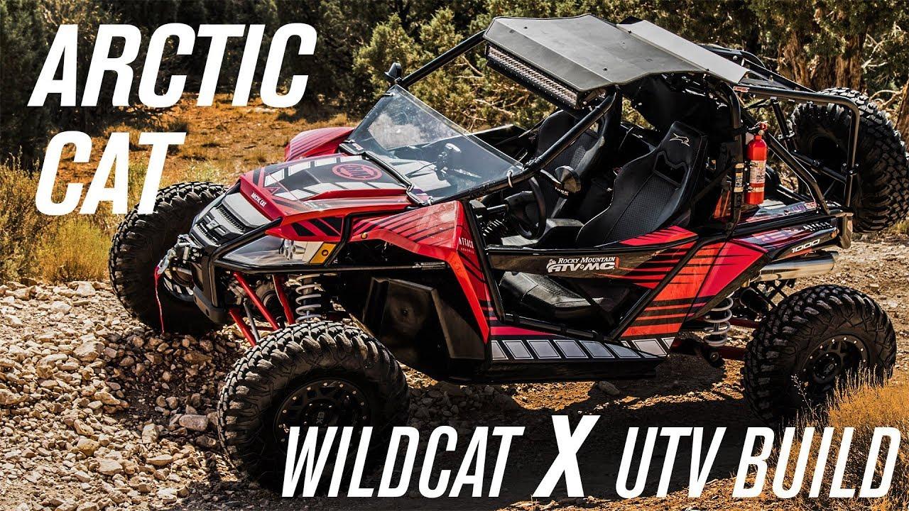 Arctic Cat Wildcat X 1000 Utv Build Youtube