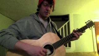 Goodnight Irene - Leadbelly (cover by Josh Fuson)