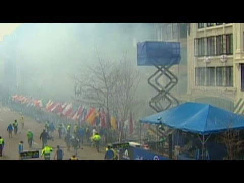 A CNN Producer Saw And Heard Explosion At Boston Marathon