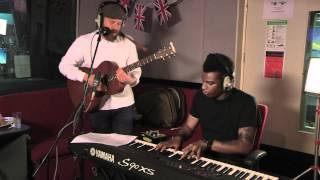 Alex Clare - We Are Young in the BBC Radio 1 Live Lounge