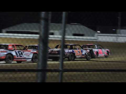 May 4th, 2019 Independence Motor Speedway Hobby Stock Feature