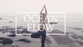 Ocean Flow | Cinematic Yoga Video | Sony a7iii