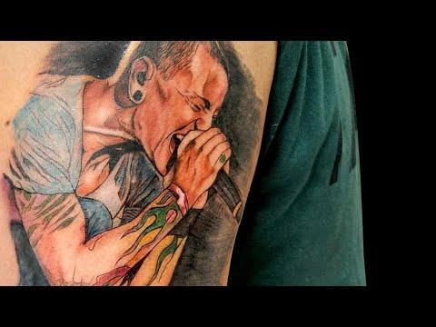 Chester Bennington tattoo
