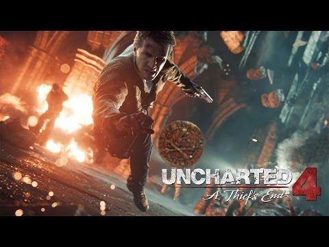 Uncharted 4 LIVE - Part 2 - Going all night!
