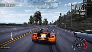 Need For Speed: Hot Pursuit - Seacrest Tour
