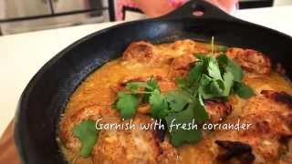 Organic Curry Powder | Tandoori Chicken & Coriander Salad