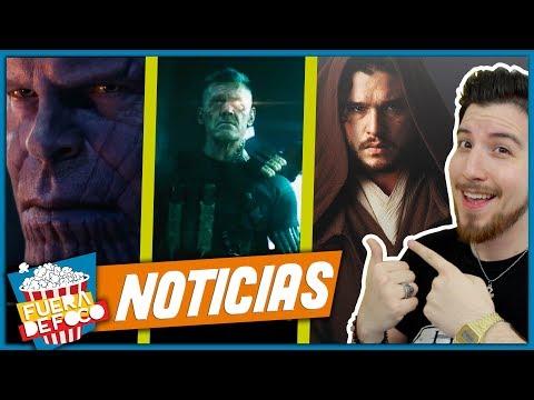NOTICIAS: ¡Conoce a Cable! ¡Infinity War, los Spots del LII SuperBowl! ¿GOT + Star Wars? y MÁS!