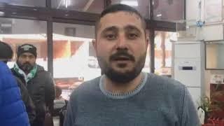 Akhisar'daki taraftar kavgası güvenlik kamerasına yansıdı