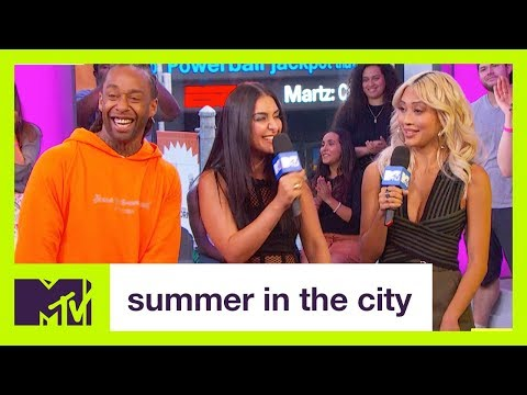 Ty Dolla $ign Plays A Game Based On 'Love U Better' | Summer in the City | MTV