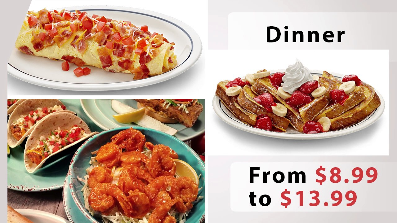 This is an image of Fabulous Ihop Printable Menu