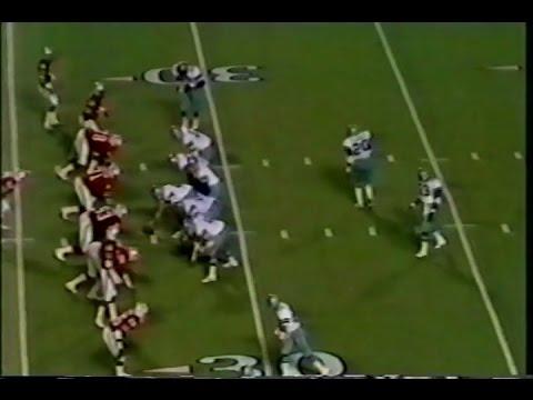 1981 MNF Week 3 Dallas at New England