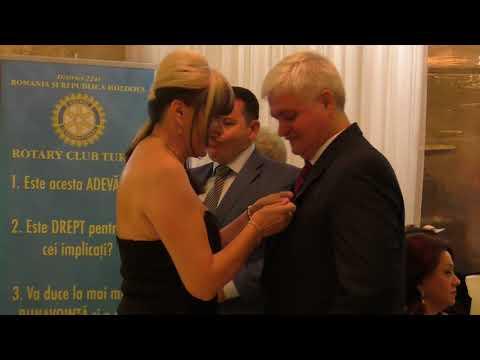 Balul caritabil Rotary Club Turda (09.12.2017)