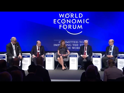 The Future of Finance  Davos 2017