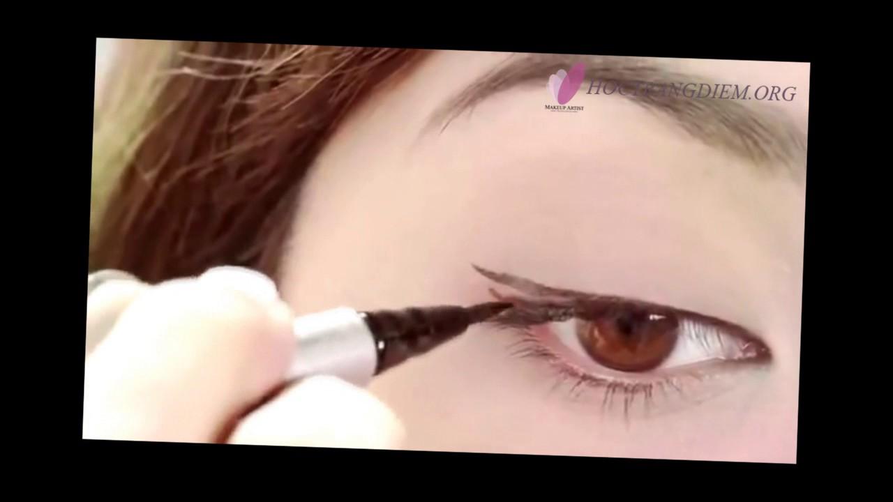 Một số cách vẽ mắt nước nhanh và dễ nhất