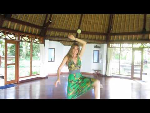BALI ISTA - Spiritual Sexual Shamanic Training  - Dancing Nina