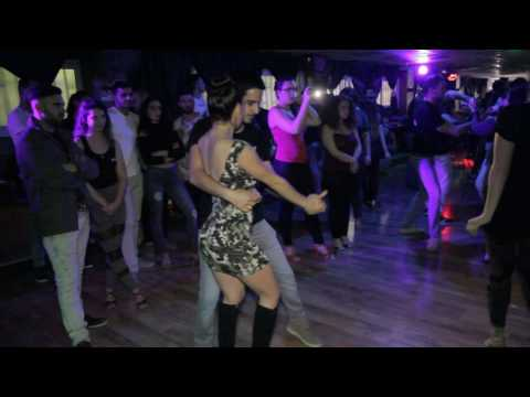 Yuval and Nahir sensual bachata dance