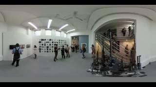 360 video: UCL Slade School of Fine Art 2016 MA/MFA/PhD Degree Show