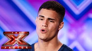 Charlie Martinez sings Enrique Iglesias' Hero | Room Auditions Week 2 | The X Factor UK 2014