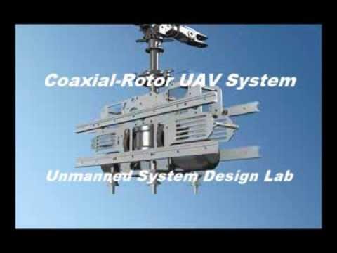 Coaxial-Rotor UAV System