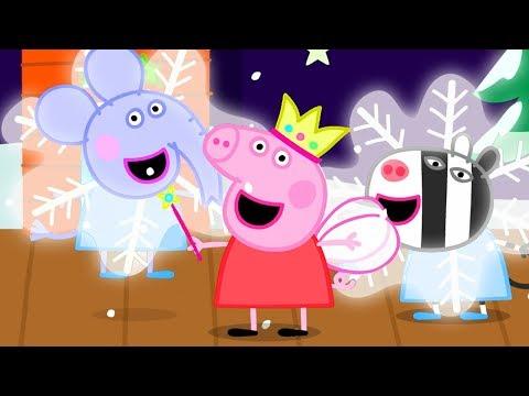 小猪佩奇 第四季 全集合集 | 去找克洛伊玩 | 粉红猪小妹|Peppa Pig | 动画