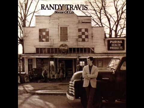Randy Travis  On The Other Hand  AUDIO