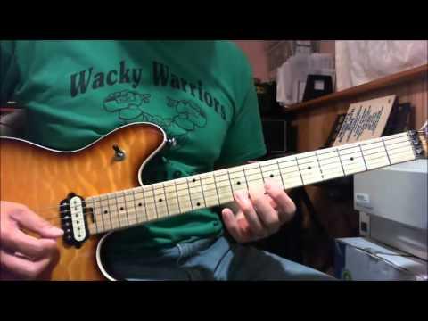 Your Grace Is Enough Chris Tomlin Pt 1 Intro Guitar