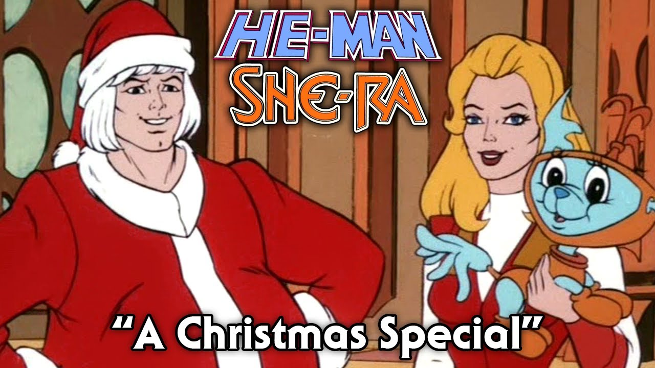 He Man Christmas.He Man She Ra A Christmas Special Full Episode