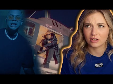 AMERICAN REACTS: LUCIANO – MIOS MIT BARS | GERMAN RAP