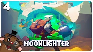Baer Plays Moonlighter (Ep. 4)