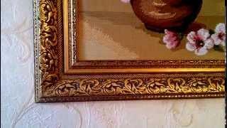 Рама для картины из багета № 885-04 from luxury #Gobelens(Не забывайте ставить ЛАЙК, если конечно понравилось!)) ☆ ▷ Желательно смотреть в HD качестве ✓ Больше..., 2013-10-25T20:30:42.000Z)