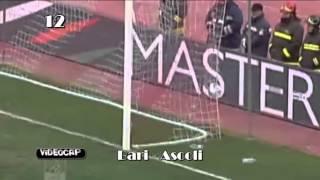 Simone Zaza compilation - Ascoli Calcio 2012/2013 - www.matteocap92.sitiwebs.com