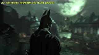 8 Dakikada Batman Oyunlarının Gelişimi