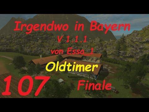 LS 15 Irgendwo in Bayern Map Oldtimer #107 (Finale im LS 15)[german/deutsch]