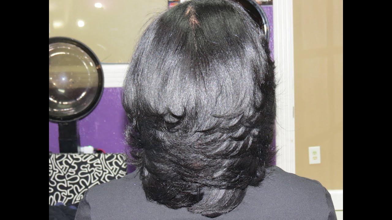 hair laid hunty flat