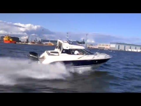 Моторный катер Aquador
