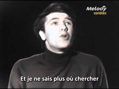 Salvatore Adamo - (1964) La nuit (Subtitled, HiFi Stereo Sound)