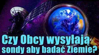Naukowiec z SETI sugeruje, że kosmici mogli ukryć sondy szpiegowskie na orbicie Ziemi
