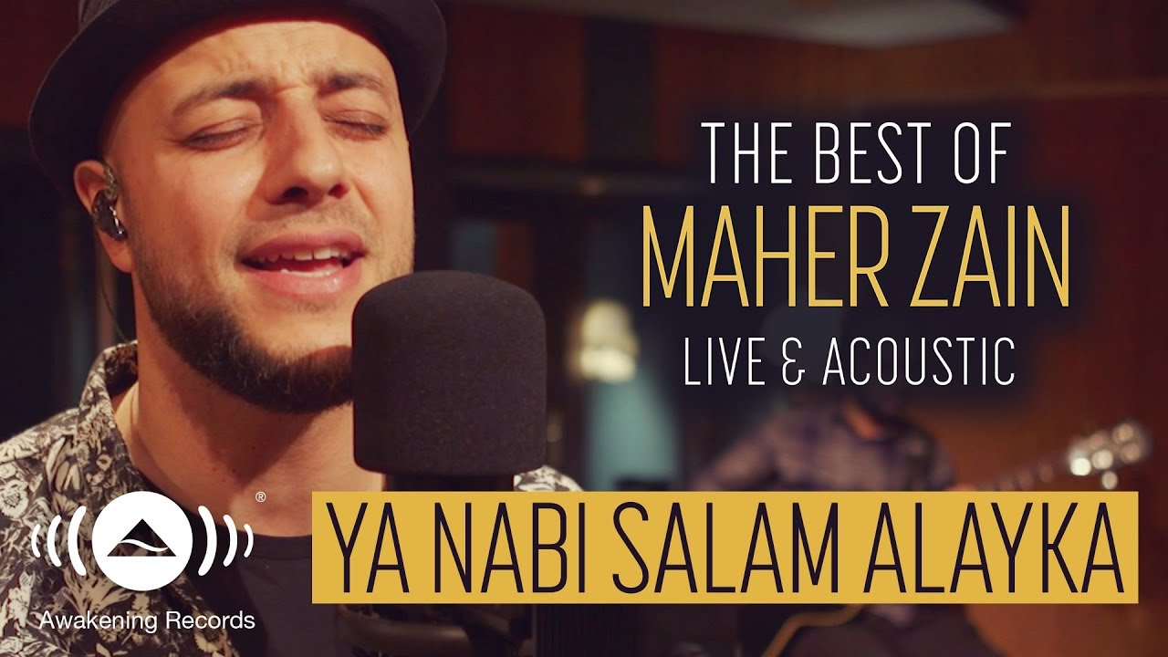 Maher Zain - Ya Nabi Salam Alayka ماهر زين يا نبي سلام عليك | The Best of Maher Zain Live & Acou