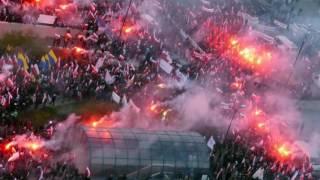 Киев осудил сожжение флага Украины на Марше независимости в Варшаве 4