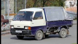 Авто блог Mazda Bongo в Хабаровский край