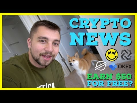 Crypto News | Earn $50 In Crypto FREE | Grin Hard Forking? | Antminer B7 Earnings | New Exchanges
