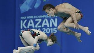 Дневники Чемпионата Мира 2015. 2 августа. Прыжки в воду