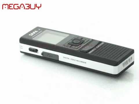 Máy Ghi âm KTS DVR SAFA R600C 2Gb, 4Gb