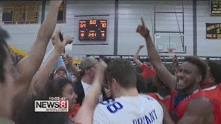 Highlights: Danbury upsets No. 1 Notre Dame-West Haven, 70-64
