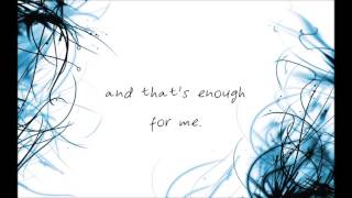 Who I Am - Anna Clendening Lyrics