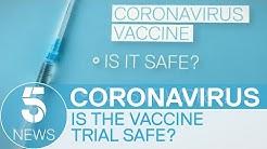Coronavirus vaccine: first human trial begins in Oxford   5 News