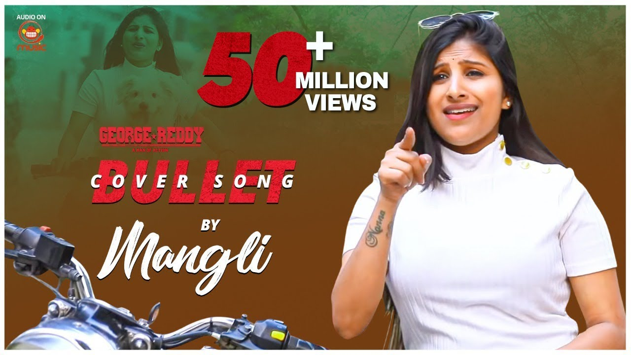 Download Bullet Cover Song by Mangli | George Reddy Movie | Silly Monks Music