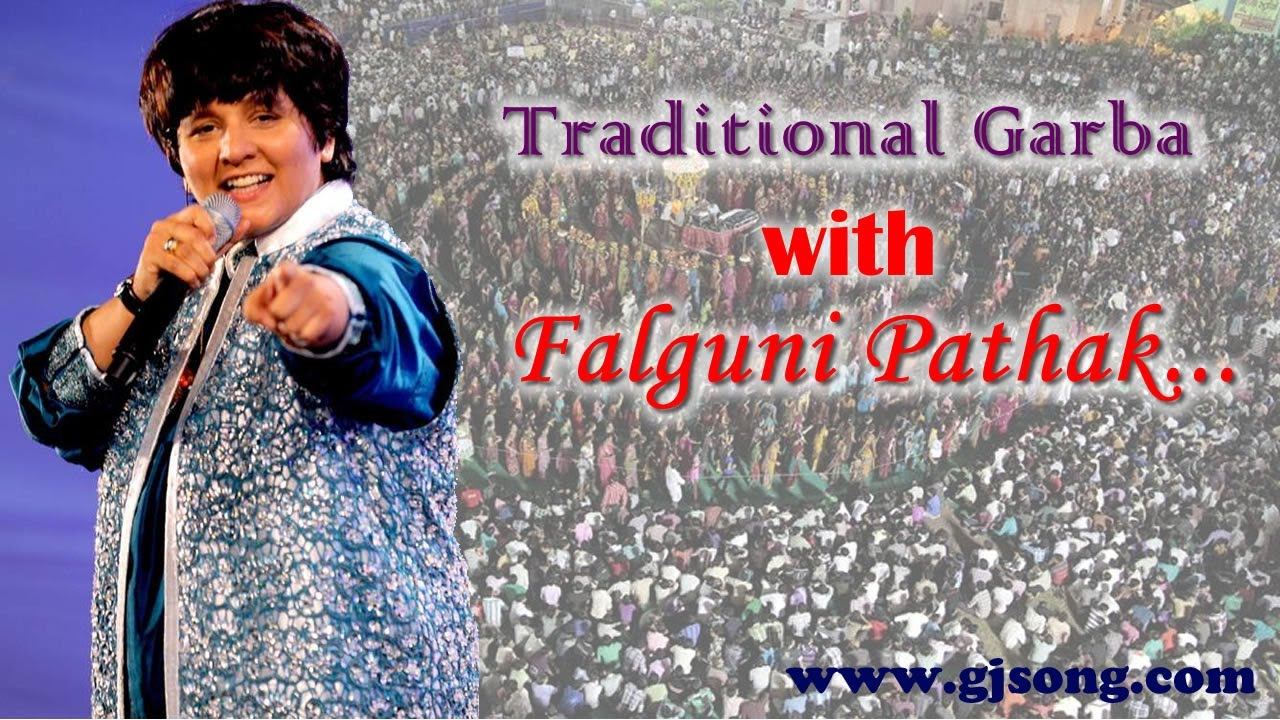 Falguni Pathak s popular Navratri songs